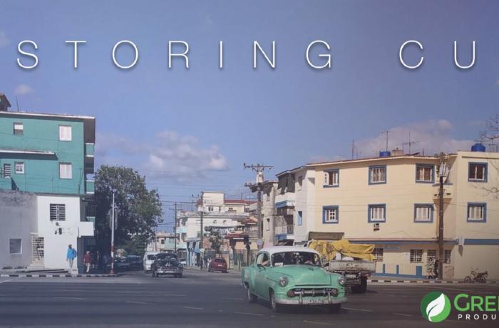 Restoring Cuba