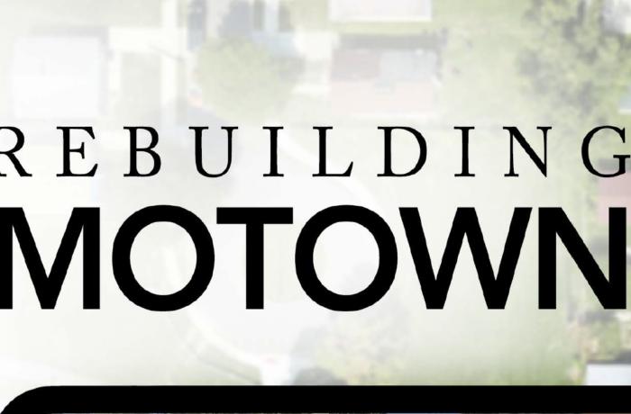 Rebuilding Motown